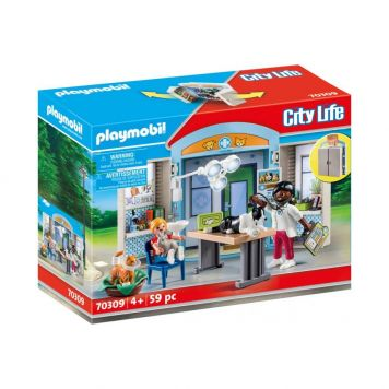 Playmobil 70309 Speelbox Dierenarts