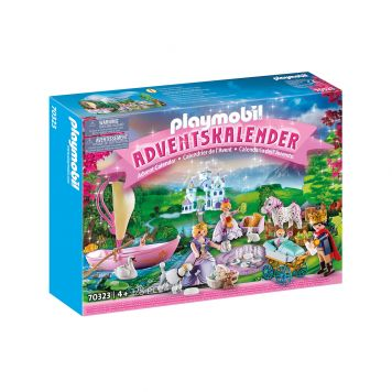 Playmobil 70323 Adventskalender Picknick In Park