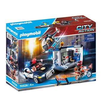 Playmobil Politiebureau compleet 70326