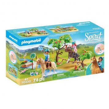 Playmobil 70330 Spirit Rivierentocht