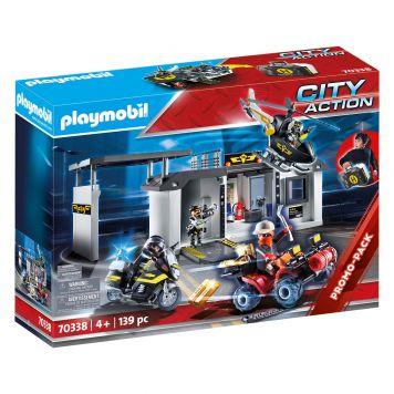 Playmobil 70338 Meeneem Sie Centrale