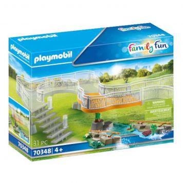 Playmobil 70348 Uitbreidingsset Voor Dierenpark