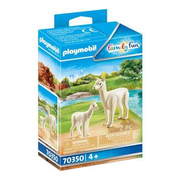 Playmobil 70350 Alpaca Met Baby
