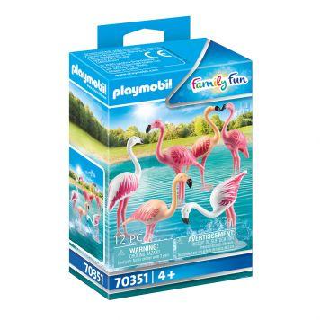 Playmobil 70351 Zwerm Flamingos