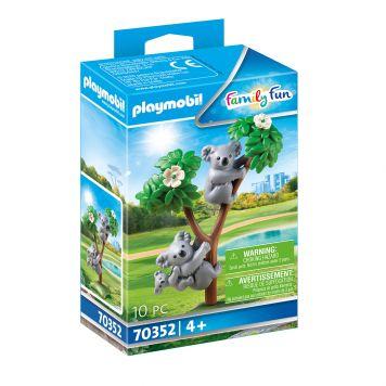 Playmobil 70352 Koalas Met Baby