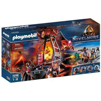 Playmobil Novelmore 70390 Novelmore Burnham Lavamijn