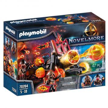 Playmobil Novelmore 70394 Novelmore Lava Katapult
