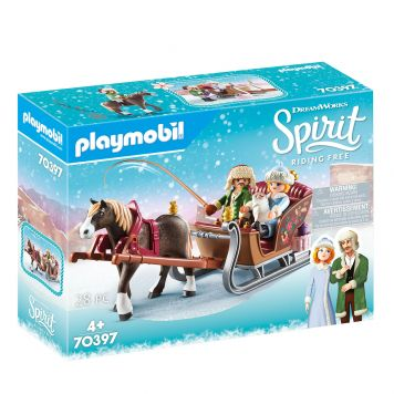 Playmobil 70397 Spirit Winter Sleerit