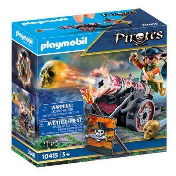 Playmobil 70415 Piraat Met Kanon