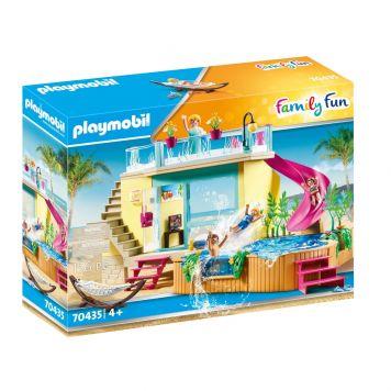 Playmobil 70435 Bungalow Met Zwembad