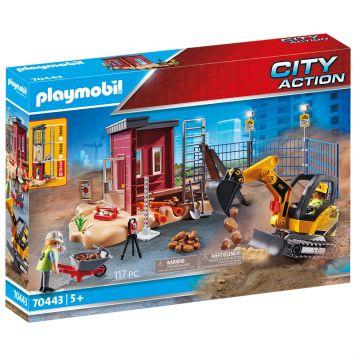 Playmobil 70443 Mini Graafmachine