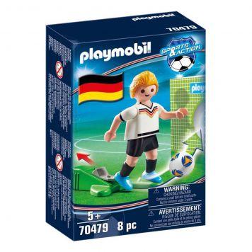 Playmobil 70479 Nationale Voetbalspeler Duitsland