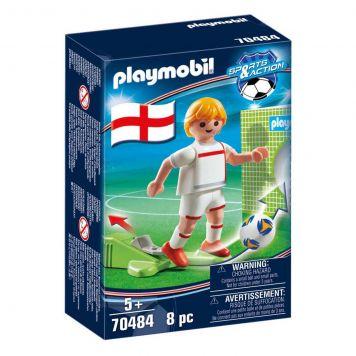 Playmobil 70484 Nationale Voetbalspeler Engeland