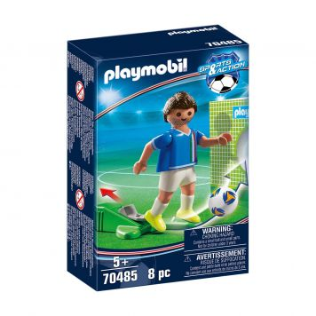 Playmobil 70485 Nationale Voetbalspeler Italië