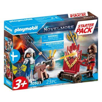 Playmobil 70503 Starterpack Novelmore  Uitbreidingsset