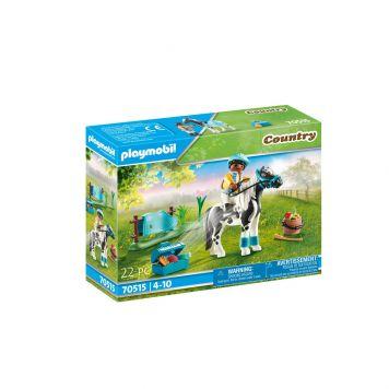 Playmobil 70515 Country Verzamelpony Lewitzer'