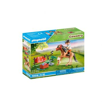 Playmobil 70516 Countryverzamelpony Connemara