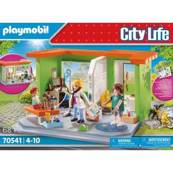 Playmobil 70541 City Mijn Kinderarts