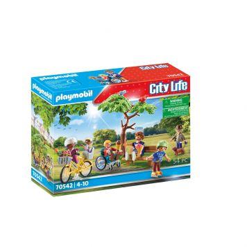 Playmobil 70542 City In Het Stadspark