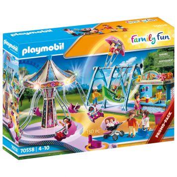 Playmobil 70558 Groot Pretpark