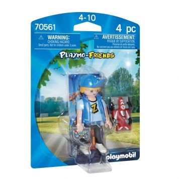 Playmobil 70561 Teenie Met Rc-Auto
