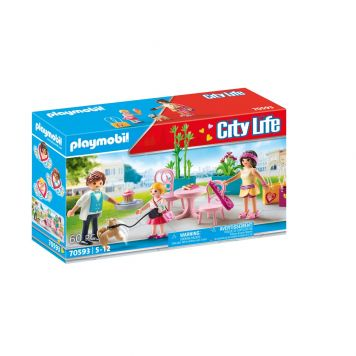 Playmobil 70593 City Koffiepauze