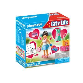 Playmobil 70596 City Modemeisje