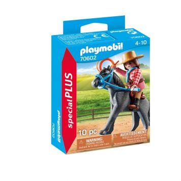 Playmobil 70602 Western Ruiter