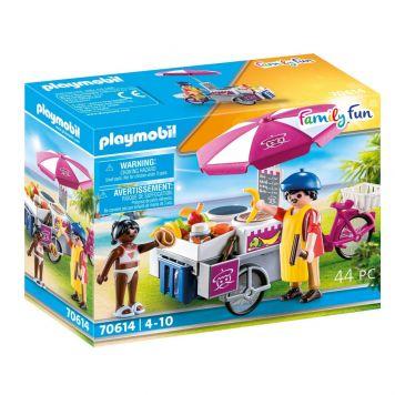 Playmobil 70614 Mobiele Crêpesverkoop
