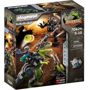 Playmobil 70624 T-Rex Gevecht Der Giganten