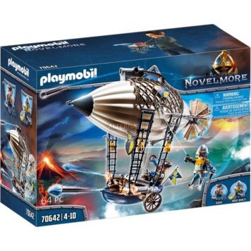 Playmobil 70642 Novelmore Dario's Zeppelin