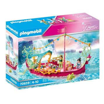 Playmobil 70659 Romantische Feeënboot