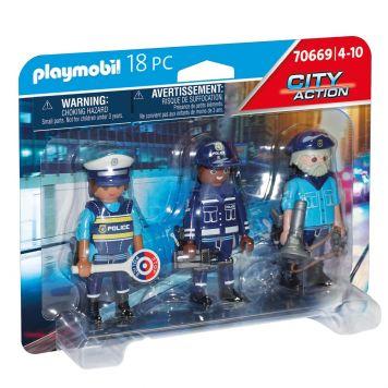 Playmobil 70669 Figurenset Politie