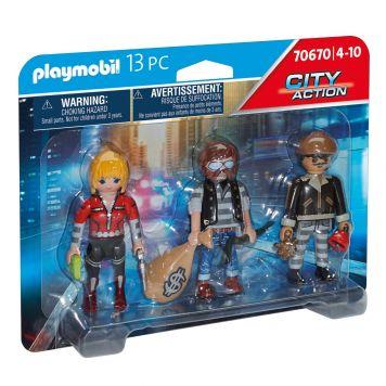 Playmobil 70670 Figurenset Boeven