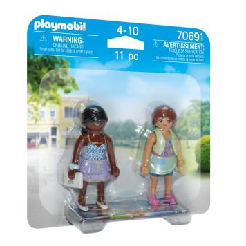 Playmobil 70691 Duopack Winkelende Meiden