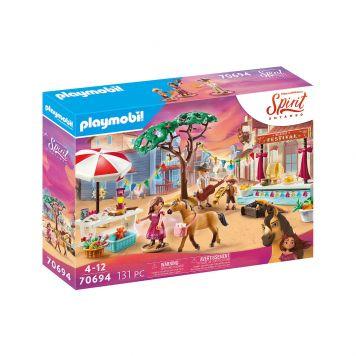 Playmobil 70694 Spirit Miradero Festival
