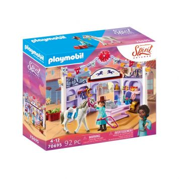 Playmobil 70695 Spirit Miradero Ruitersportwinkel