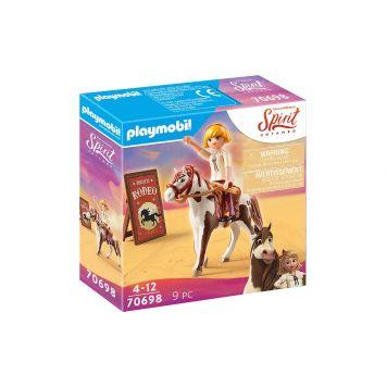 Playmobil 70698 Spirit Rodeo Abigail
