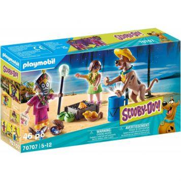 Playmobil 70707 Scooby-Doo! Avontuur Met Witch  Doctor