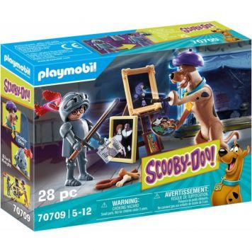 Playmobil 70709 Scooby-Doo! Avontuur Met Black  Knight