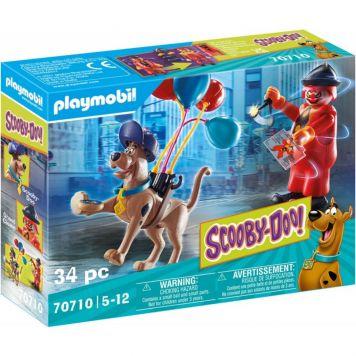 Playmobil 70710 Scooby-Doo! Avontuur Met Ghost  Clown