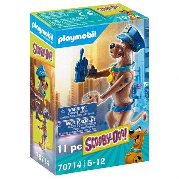 Playmobil 70714 Scooby-Doo! Verzamelfiguur Politie