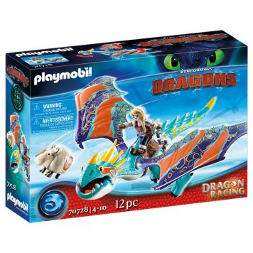 Playmobil 70728 Dragon Racing: Astrid En  Stormvlieg