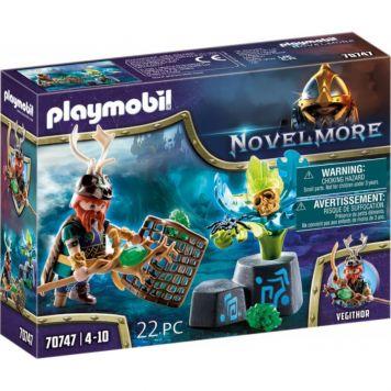 Playmobil 70747 Novelmore - Magiër van de Planten