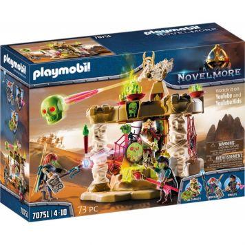 Playmobil 70751 Novelmore Sal'Ahari Sands Tempel Van Het Skelettenleger