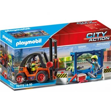 Playmobil 70772 Vorkheftruck Met Lading