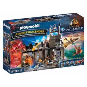 Playmobil 70778 Adventskalender Novelmore