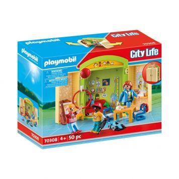 Playmobil 70308 Speelbox Kinderdagverblijf