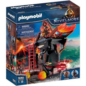 Playmobil Novelmore 70393 Burnham Raiders Vurige Stormram