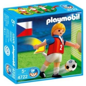 Playmobil 4722 Voetbalspeler Tsjechië